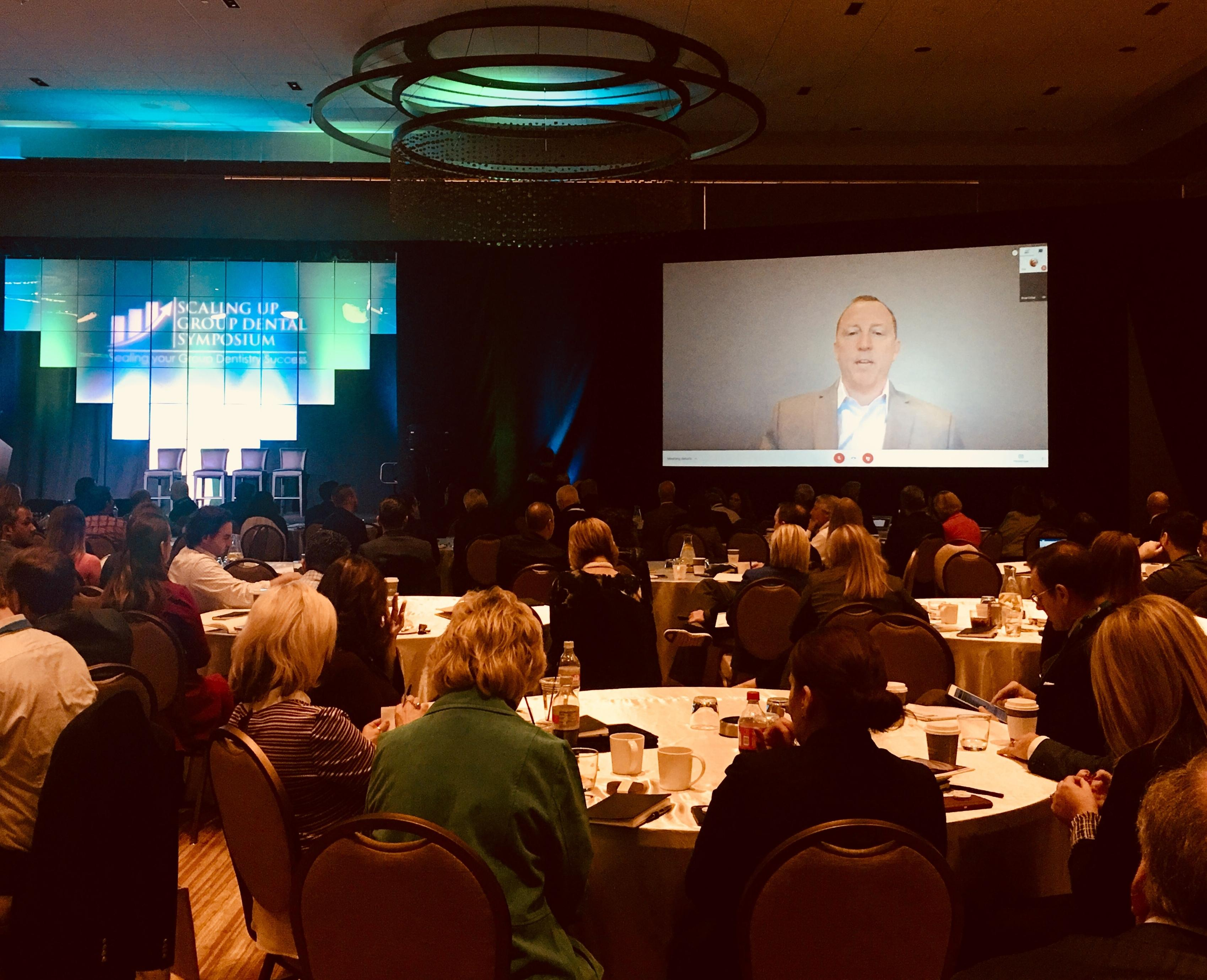 Brian Colao Speaks at the 2018 Scaling Up Conference in Louisville