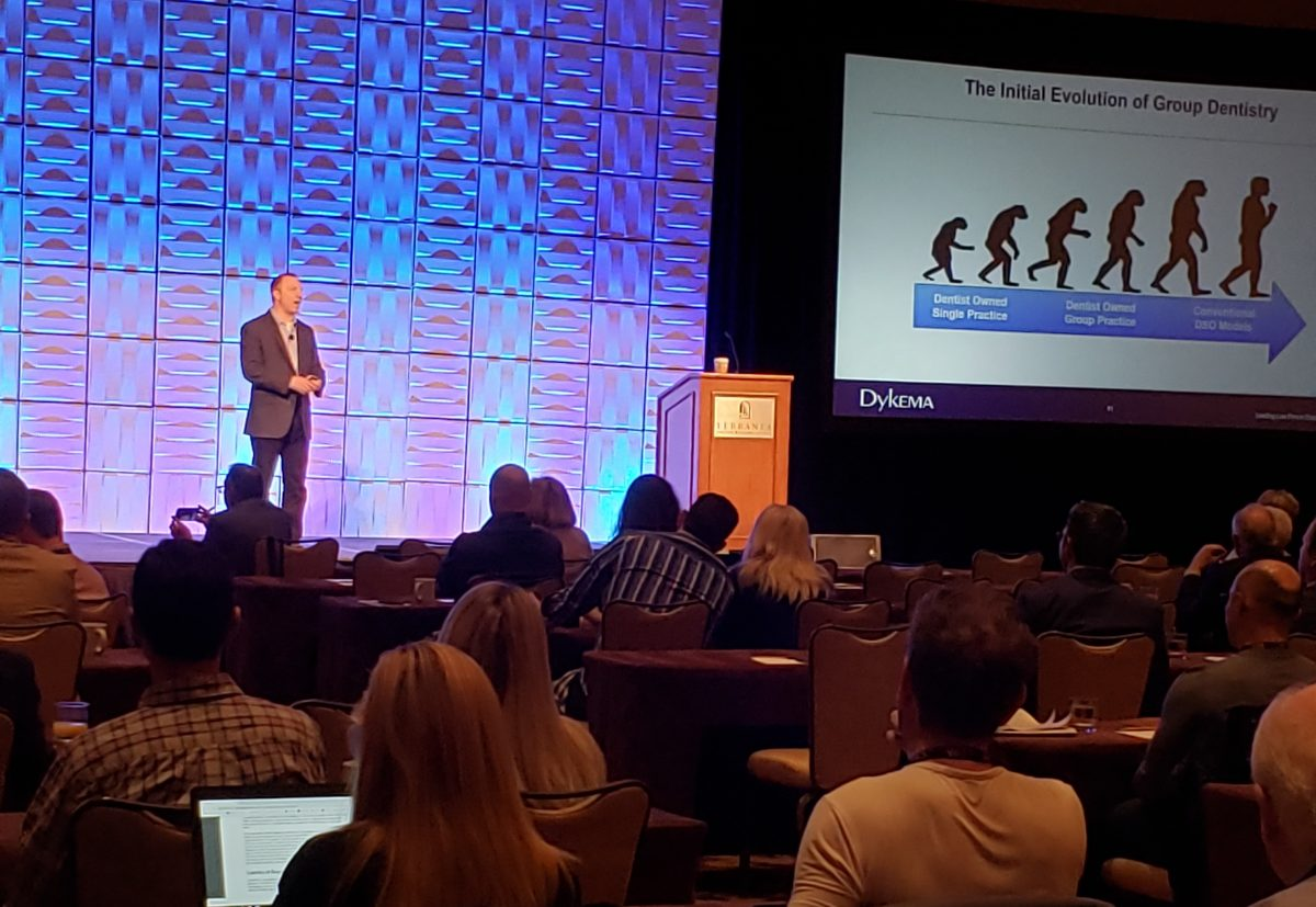 Brian Colao Speaks at the 2019 Cain Watters Annual Meeting