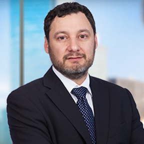 Virgil Ochoa, Speaker at the 8th Annual Dykema Definitive Conference for DSOs