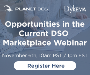 Dykema and Planet DDS - Opportunities in the Current DSO Marketplace Webinar