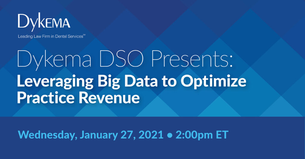 Leveraging Big Data to Optimize Revenue